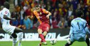 Galatasaray, Çaykur Rizespor'u Sneijder ve Bruma ile yıktı