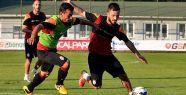 Galatasaray galibiyet peşinde