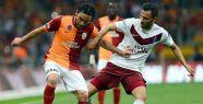 Galatasaray ile Trabzonspor karşılaşması