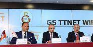 Galatasaray ile TTNET anlaştı