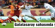 Galatasaray sahasında yenildi
