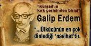 Galip Erdem'in Nazariyeleri...