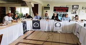 Gazeteciler yeni kurulacak hükümetten basın özgürlüğü istiyor