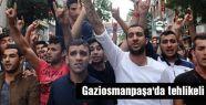 Gaziosmanpaşa'da tehlikeli gerginlik