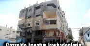 Gazze'de ölenlerin sayısı 264'e yükseldi