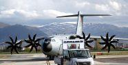 Geleceğin nakliye uçağı Türkiye'de