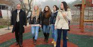 Gençlerin Projesine Belediye'den Destek