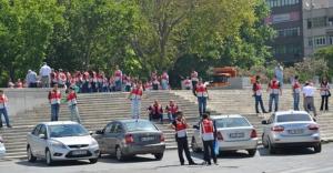 Gezi Parkı kapatıldı, polis sıkı önlem aldı