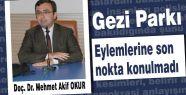 """Gezi Parkı'ndan """"Yep"""" yeni Türkiye Çağrısı"""