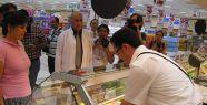 Gıda denetimlerinde 1 milyon 632 bin lira para cezası uygulandı
