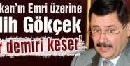 Gökçek; Emir Demiri keser...
