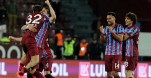 Gol düellosunu Trabzonspor kazandı