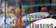 Google ve Samsung'dan Dev anlaşma...