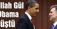 Gül ve Obama buluştu...