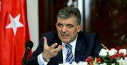 Gül'den Öcalan Kararına Açıklama...