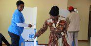 Güney Afrika'da Genel Seçim yapıldı...