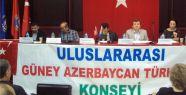 Güney Azerbaycan Türkleri  Konferans Düzenledi
