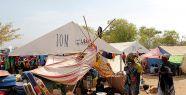 Güney Sudanlılar için yeni mülteci kampları kurmaya çalışıyoruz...