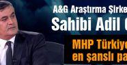 Gür:MHP Türkiye'nin en şanslı partisi!