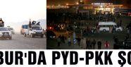 HABUR'DA PYD-PKK ŞOVU