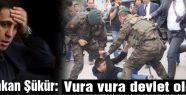 Hakan Şükür: 'Vura vura devlet oldular! '