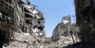 Halep' e Bomblar Yağmaya Devam eDiyor