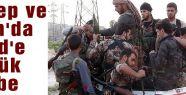 Halep ve Şam'da Esed'e büyük darbe