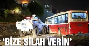 Halk otobüs şoförleri saldırılara karşı silah istedi