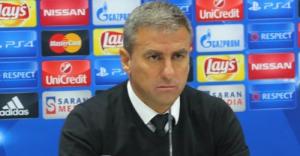 Hamzaoğlu, maçın ardından değerlendirmelerde bulundu.