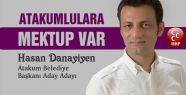 Hasan Danayiyen'den Mektup!