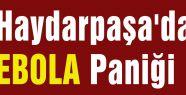 Haydarpaşa'da EBOLA Paniği