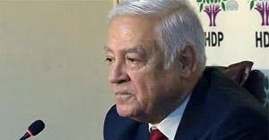HDP'li Aday destek turuna çıkıyor; ancak...