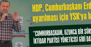 HDP, YSK'ya başvurdu...