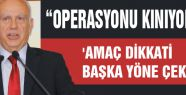 HDP'den Basın operasyonuna kınama