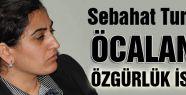 HDP'li Tuncel Öcalan'a özgürlük istedi