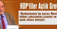 HDP'liler Açlık grevine başladılar