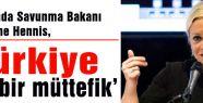 Hennis; 'Türkiye zor bir müttefik'