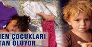 Günde 5 Türkmen çocuk ölüyor!