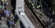 Hindistan'da tren kazası: