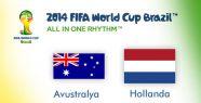 Hollanda Avustralya 3-2