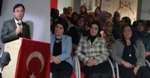 Hollanda Türk Federasyon Kadın Kolları istişare toplantısı yapıldı