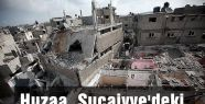 Huzaa, Şucaiyye'deki katliamı aratmadı