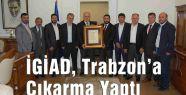 İGİAD, Trabzon'a Çıkarma Yaptı