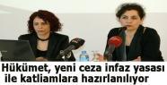 İHD: Hükümet, yeni ceza infaz yasası ile katliamlara hazırlanılıyor