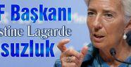 IMF Başkanına yolsuzluk soruşturması...