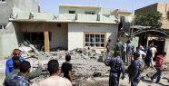 Irak'ta askeri konvoya saldırı düzenlendi