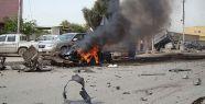 Irak'ta canlı bomba saldırıları