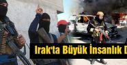 Irak'ta İnsanlık Dramı!