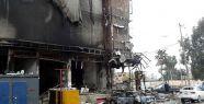 Irak'ta istihbarat binasına  saldırı