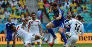İran kupaya veda etti